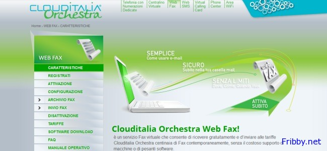 cloud italia orchestra