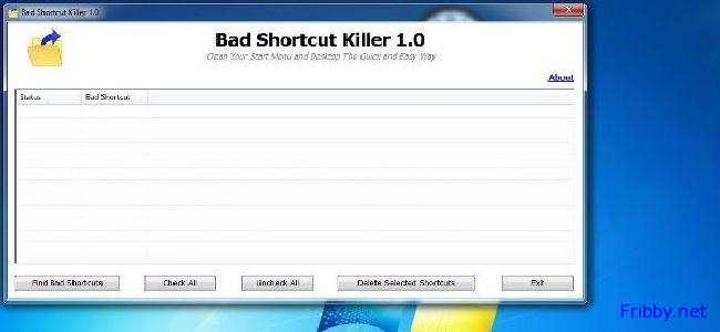 Bad-Shourtcut-Killer