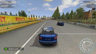 Volvo game 1