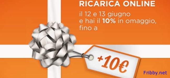 Ricarica Wind Giugno