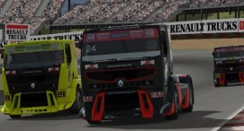 Truck Racing by Renault