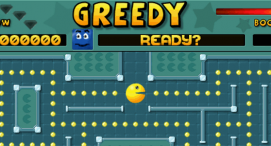 Greedy Xp - Pac-Man del 2000