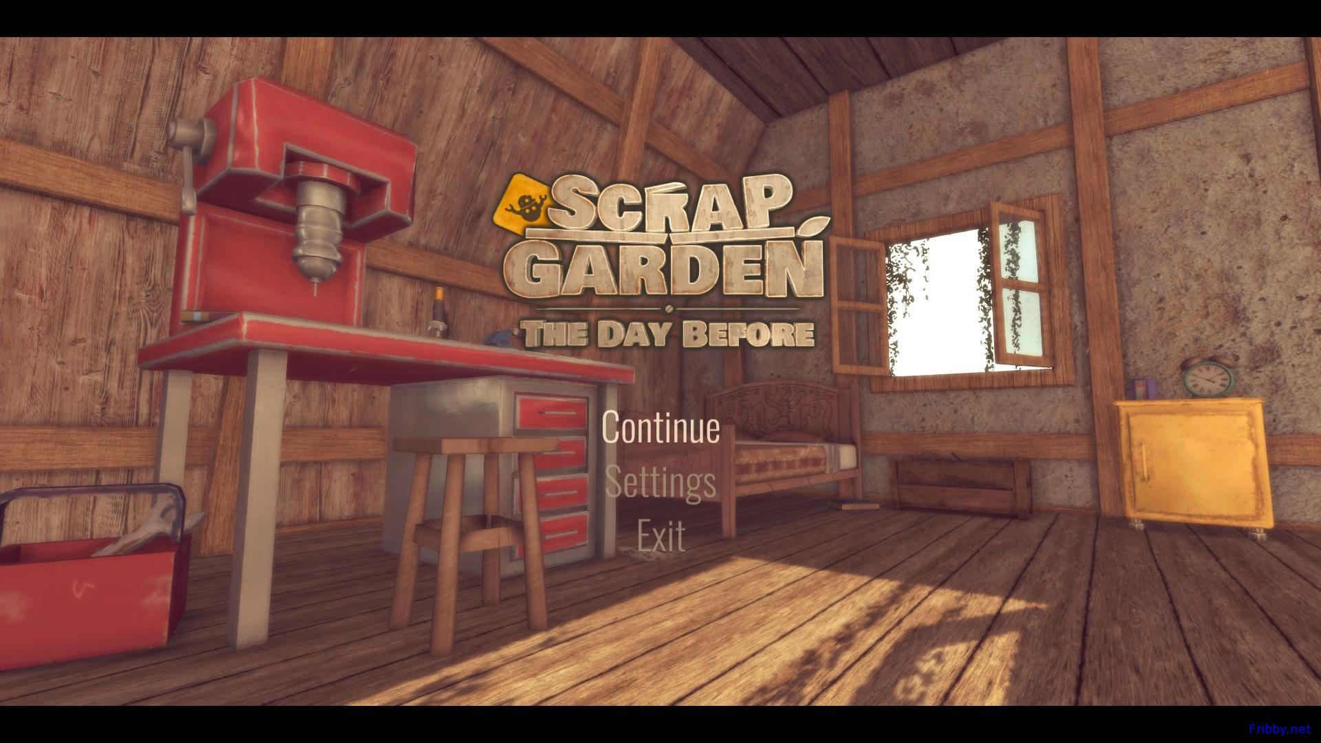 Scrap Garden – The Day Before – Aiutiamo la Città dei Robot ...